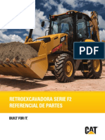 RETROEXCAVADORA 420F2 - MANTENIMIENTO