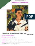 Secuencia Frida Kahlo