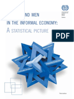 Mujeres y hombres en la economía informal – Un cuadro estadístico (Tercera edición)