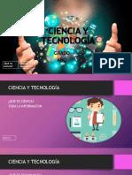 Ciencia y Tecnología 701