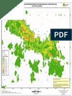 Densidad Poblacional Por Sectores