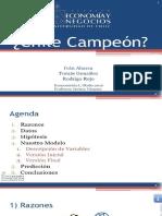 Modelo Econometrico Mundial (1)
