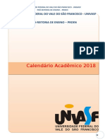 Calendário Acadêmico 2018 (1)