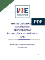 Manual Conceptual y Metodológico Diseño Muestral