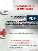 Kulit Emergency in Dermatology