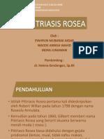 4.3 Pitriasis Rosea