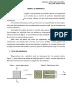 Tensão de Aderência - Manoel Xavier - Alunos