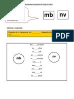 Guia de Uso de Mb-nv y Mayúsculas
