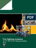 Fire Fighting en 12845 - Catalogue