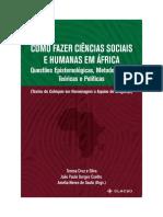 7. ADESINA, Jimi - Práticas Da Sociologia Africana