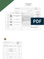 Formato de Planificacion