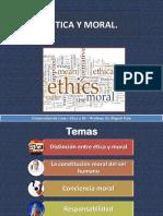 Semana 1 Etica y Moral