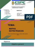 Diapositivas Mapas estrategicos