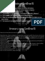 Infografia de CorelDraw X5