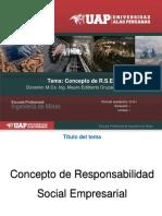 C. Concepto de RSE2