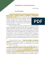 Uma questão de modernidade o lugar do imaginário.pdf