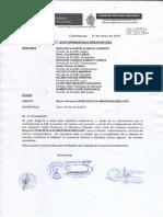 Directiva 009-2018