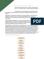 Rapport Pasterurisation