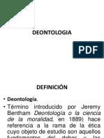 16. DEONTOLOGIA