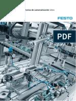 Fundamentos de La Tecnica de Automatizacion FESTO