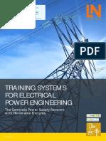 TSA LN Brochure Electrical Power Engineering