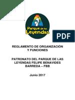 Rof Definitivo Del Parque de Las Leyendas 15062017 - Opp