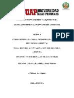 Informe Del Rio Chili