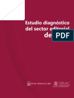 Estudio Diagnostico Del Sector Editorial Del Peru