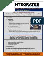 BOP Service Brochure