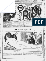 Jornal o Rio Nu - 15 de Setembro de 1900