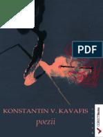 (Preview) Kavafis Constantin - Poezii