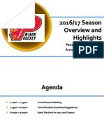 PMHA AGM Presentation (2016-17)