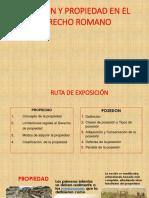 Posesión y Propiedad en El Derecho Romano 1