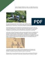 Batalla de La Arada Historia
