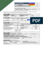 MSDS Admix F5