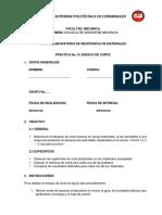 Guía Del Ensayo de Corte (1)