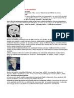 Biografía Los 15 Compositores de Guatemala