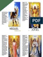 Divino Arcángel MIGUEL