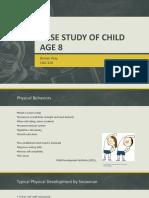 case study of child age 8 edu220