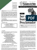 Sbs Proclamadores 29 Sep 2008