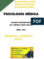 FINAL TELESUP Clase Magistral Psicología Médica Dra. Luque 2