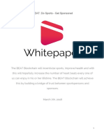 Beat Whitepaper