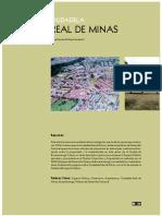 Revista Ciudadela Real de Minas historia