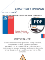 Manual SW Rastreo PC v8 2015 12 28