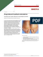 BMJ Drug Induced Localised Scleroderma