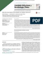 Enfermedades infeccionsas y microbiologia clinica