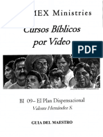 BI 09 - El Plan Dispensacional - M