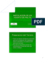 18.Instalacion de Un Huerto - Ivan Muente