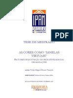 As Cores Como Janelas Virtuais - Dissertação Pedro Pimenta.protected