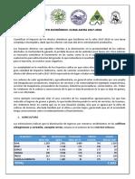 IMPACTO ECONÓMICO CLIMA ZAFRA 2017-2018